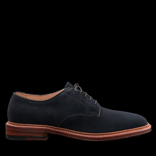 ea6e53ff6ca0 Alden - Unlined Suede Dover in Navy 29331F