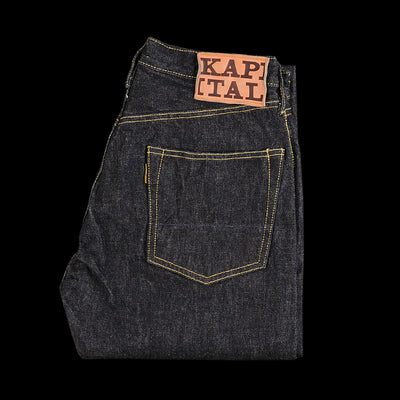 Kapital - Cisco 14oz Denim 5 Pocket