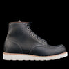 Red Wing - 6 Inch Moc Toe in Charcoal Rough and Tough 8890