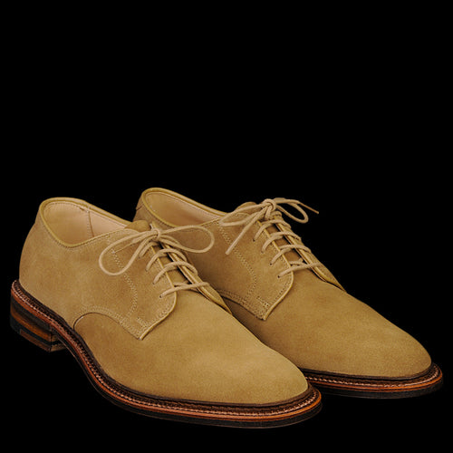 Unlined Suede Dover in Tan 29332F