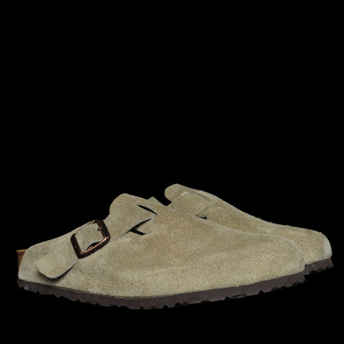 Boston in Taupe Suede