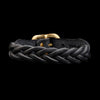 Il Bisonte - Braided Bracelet in Navy