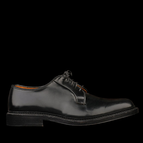 Cordovan Blucher in Black 9901