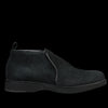 Alden - Severn Slip-on Chukka in Black Suede D8707