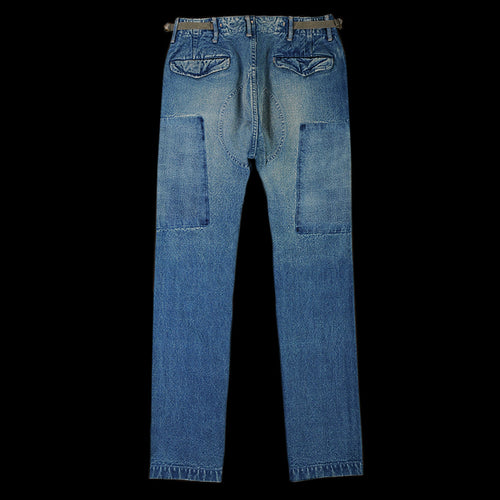Denim Duc Crash Cargo Pants