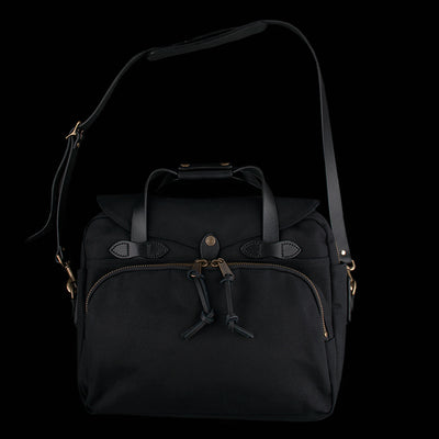 Filson - Padded Computer Bag in Black