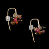 Cinq - Gemma Earrings in Tourmaline