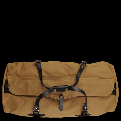 Filson - Large Wheeled Duffle in Tan