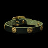Il Bisonte - Logo Bracelet in Green