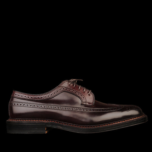Longwing Cordovan Blucher in Color 8 975