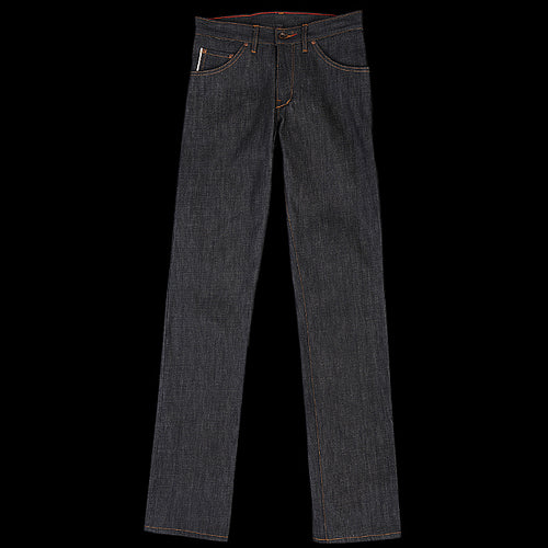 Nash Straight Original in Selvage Raw