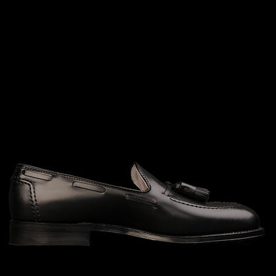 Alden - Tassel Mocc in Black 660