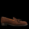 Alden - Tassel Mocc in Brown Suede 666