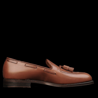 Alden - Tassel Mocc in Burnished Tan 662