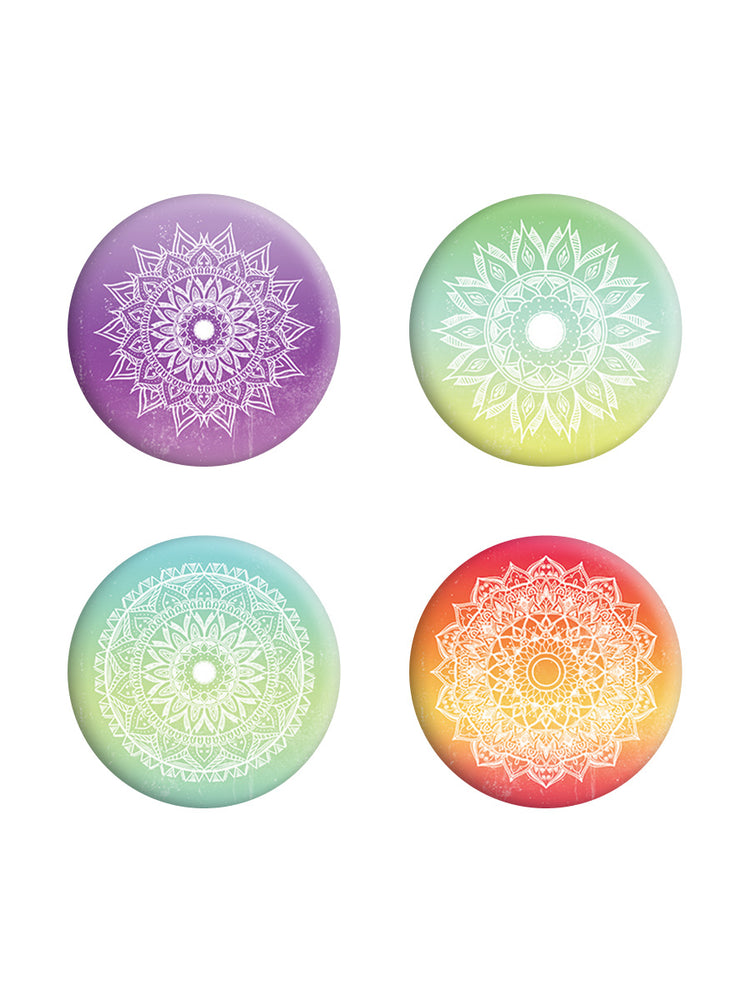 Magical Mandalas Badge Pack