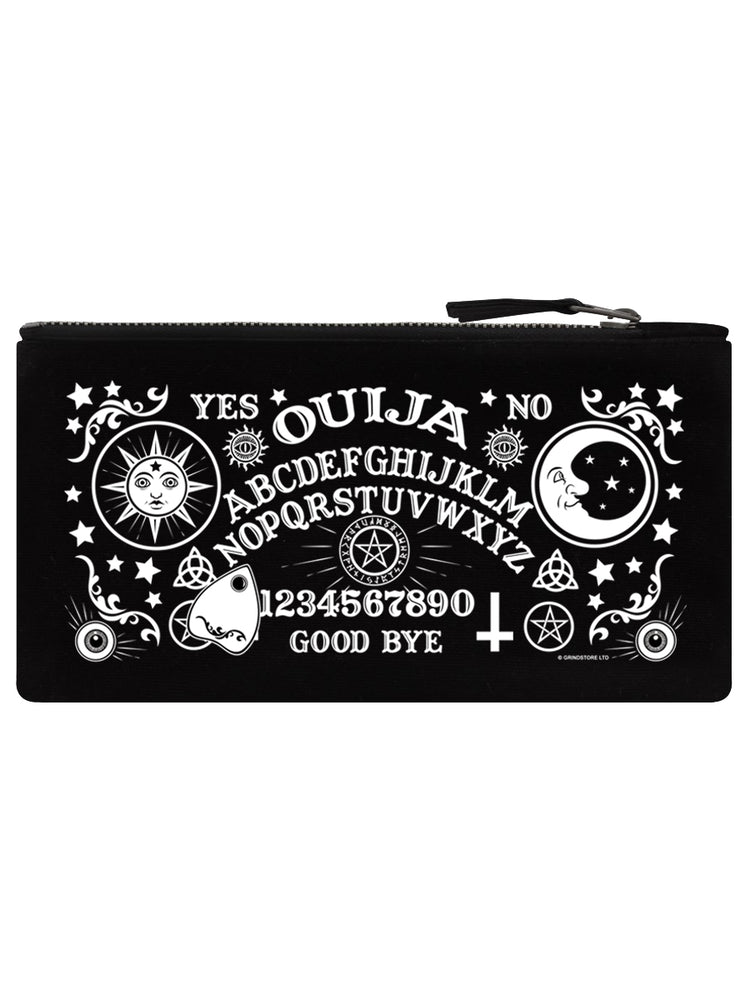 Ouija Board Black Pencil Case