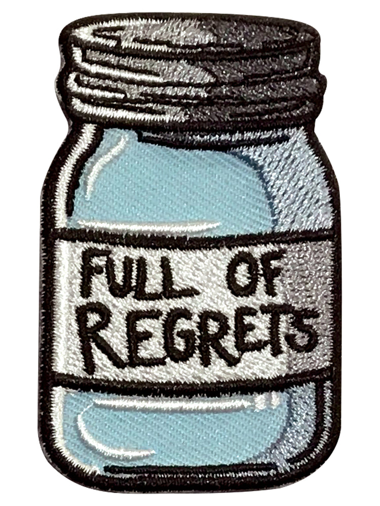A Jar Full Of Regrets Patch