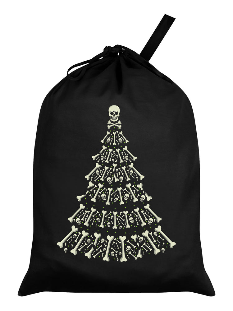 Alternative Xmas Black Santa Sack