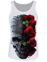 Requiem Collective Immortal Bloom Ladies Sub Vest