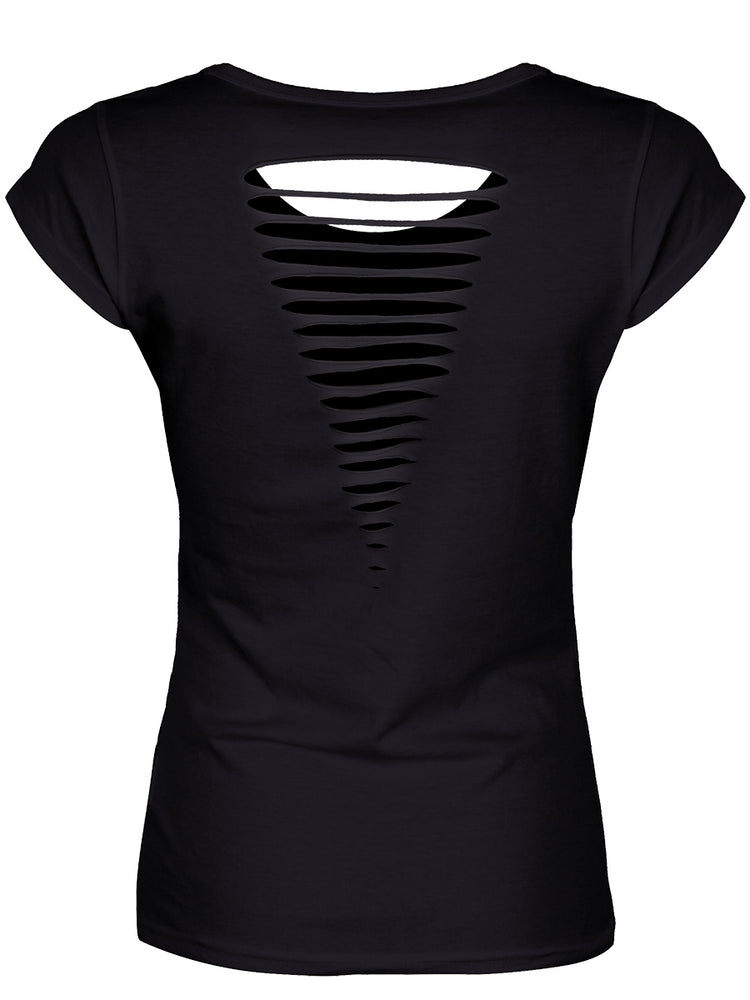 Ladies T-shirt Back