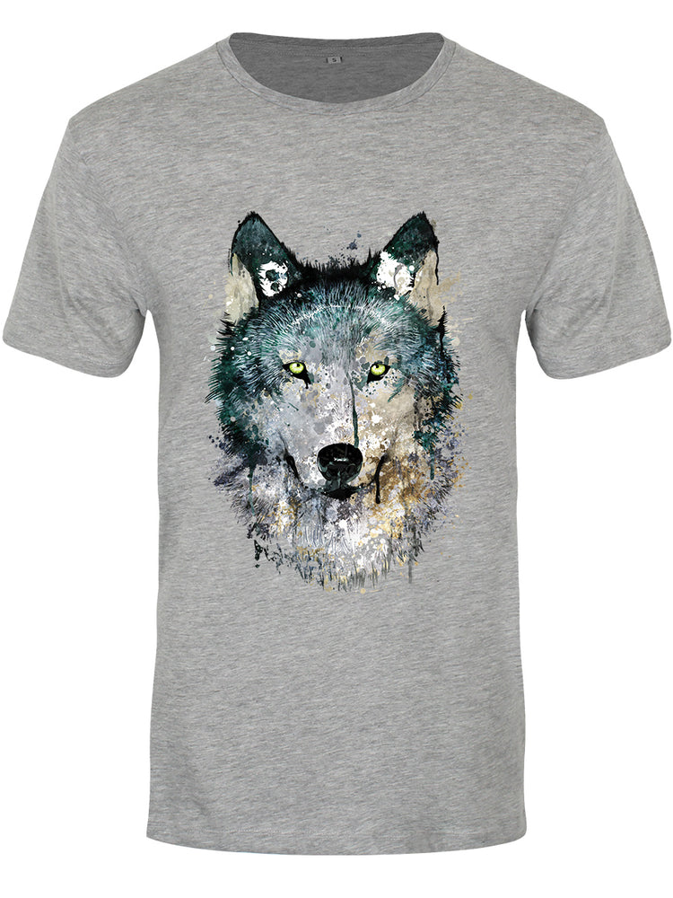 Unorthodox Collective Alpha Men's Premium Heather Grey T-Shirt