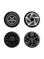 Pentagram Badge Pack
