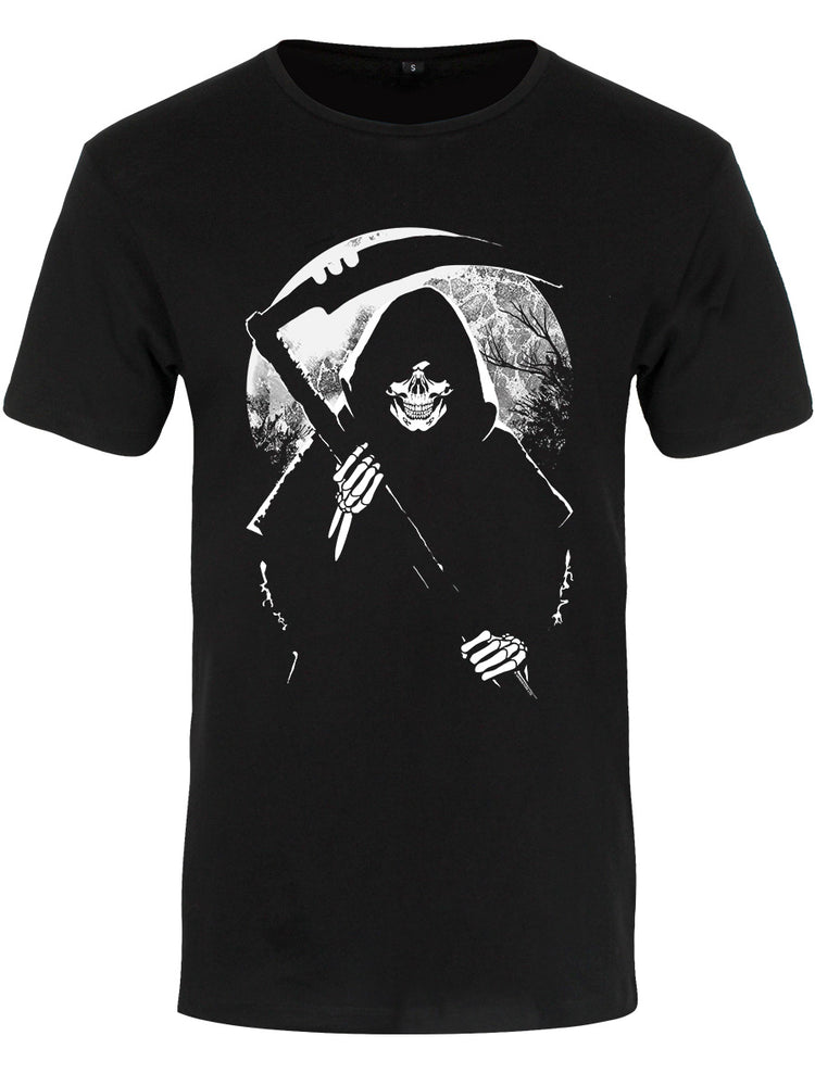 Reaper Moon Men's Premium Black T-Shirt