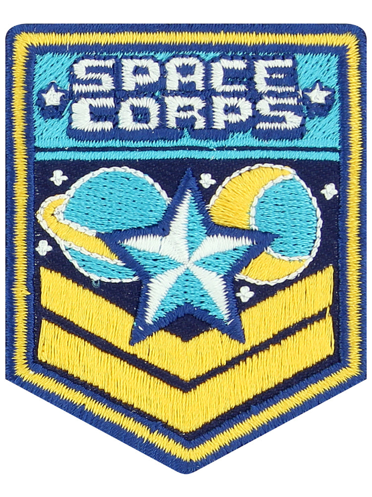Space Corps Patch