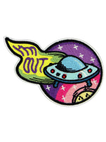I'm Out UFO Patch