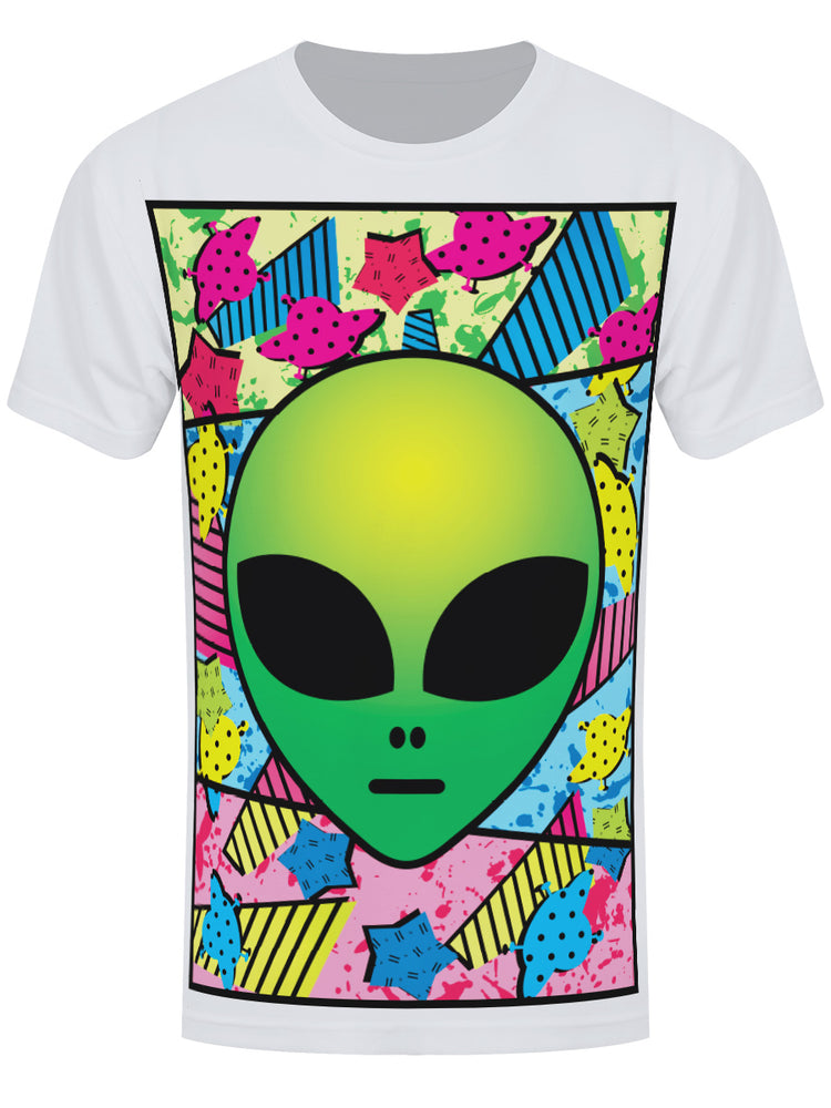 Psychedelic Alien Men's Sub T-Shirt