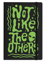 Not Like The Others A5 Hard Cover Notebook