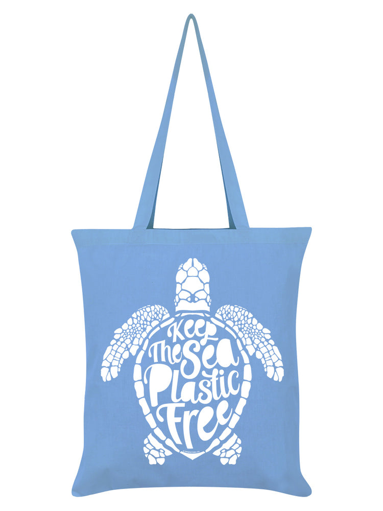 Keep The Sea Plastic Free Tote Bag