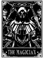 Deadly Tarot - The Magician Mini Poster