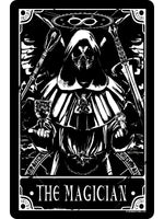 Deadly Tarot - The Magician Small Tin Sign