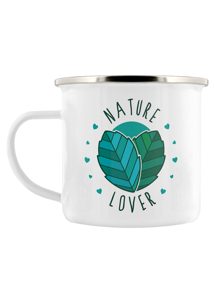 Nature Lover Enamel Mug
