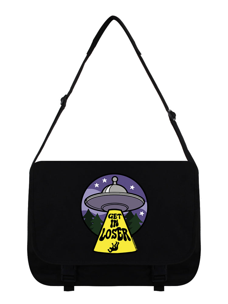Messenger Bag Front