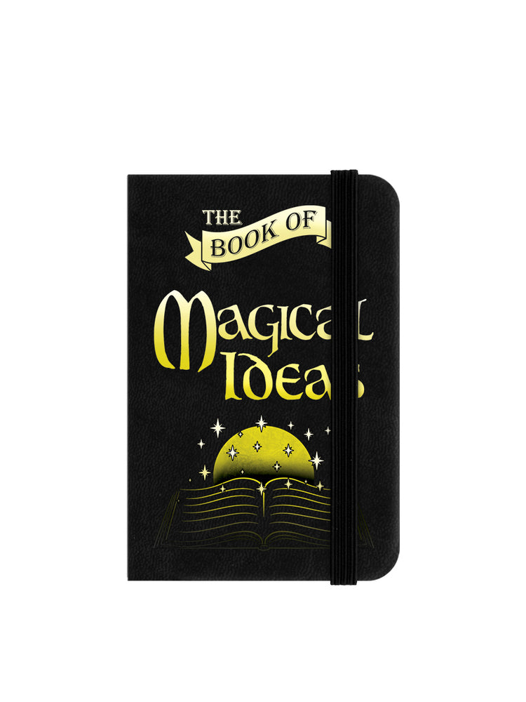 The Book Of Magical Ideas Mini Notebook