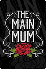 The Main Mum Small Tin Sign