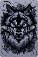 Unorthodox Collective Lone Wolf Small Tin Sign