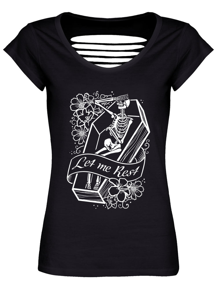 Ladies T-shirt Front