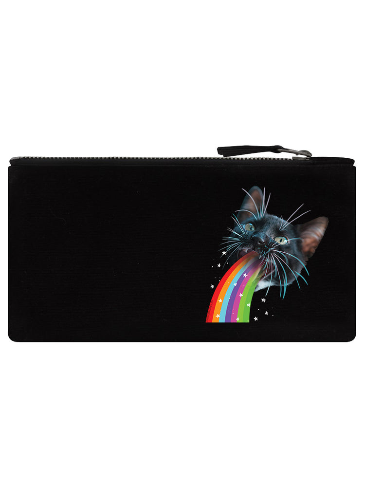 Psychedelic Sick Kit Black Pencil Case