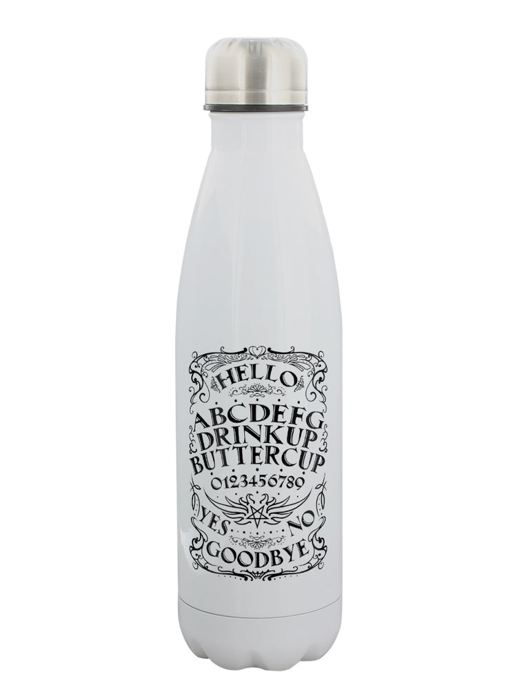 Drink Up Buttercup Ouija Stainless Water Bottle
