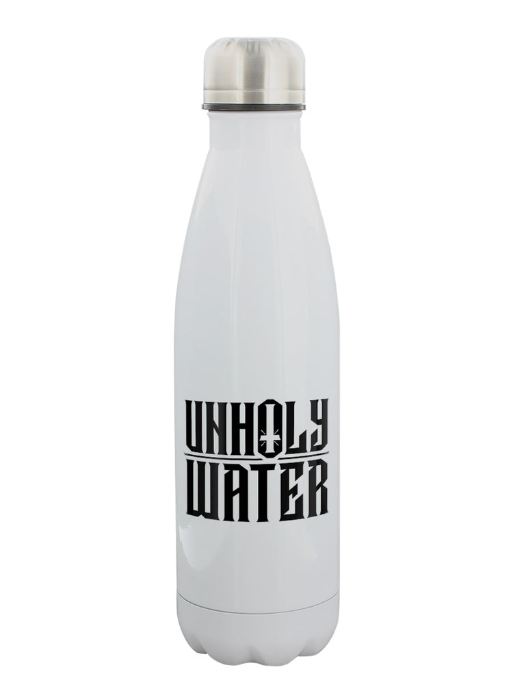 Unholy Water Stainless Steel Water Bottle