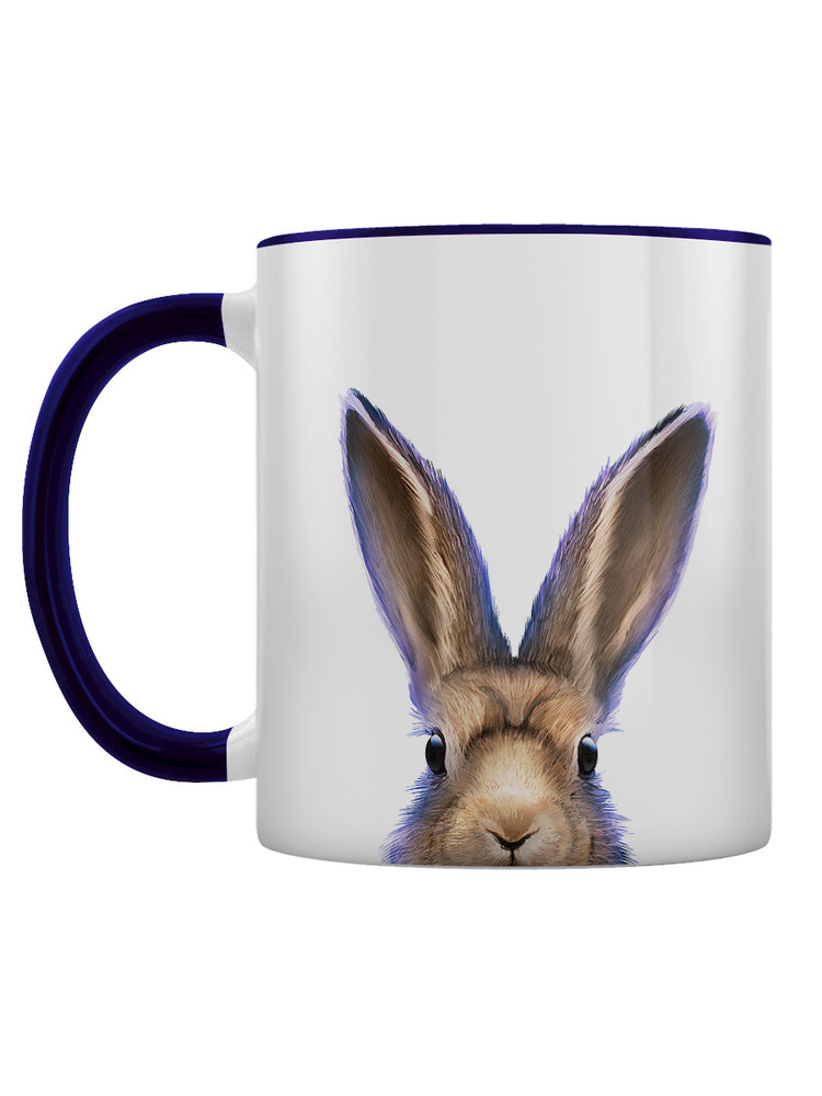 Inquisitive Creatures Hare Two-Tone Mug