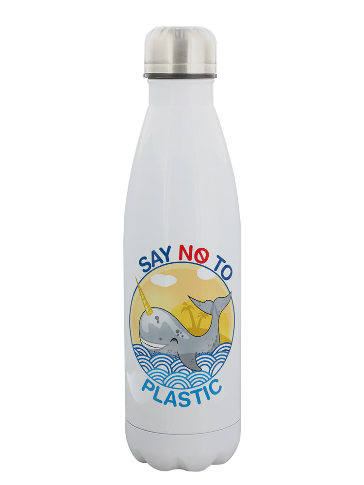 Say No To Plastic Water Bottle