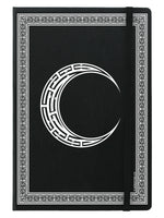 Celtic Moon A5 Hard Cover Notebook