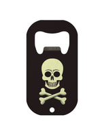 Skull & Crossbones Mini Bar Blade Bottle Opener