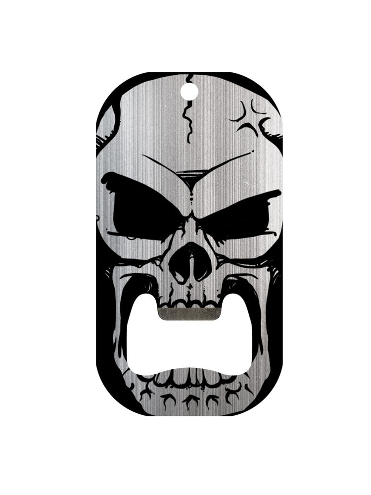 Skull Grimace Mini Bar Blade Bottle Opener