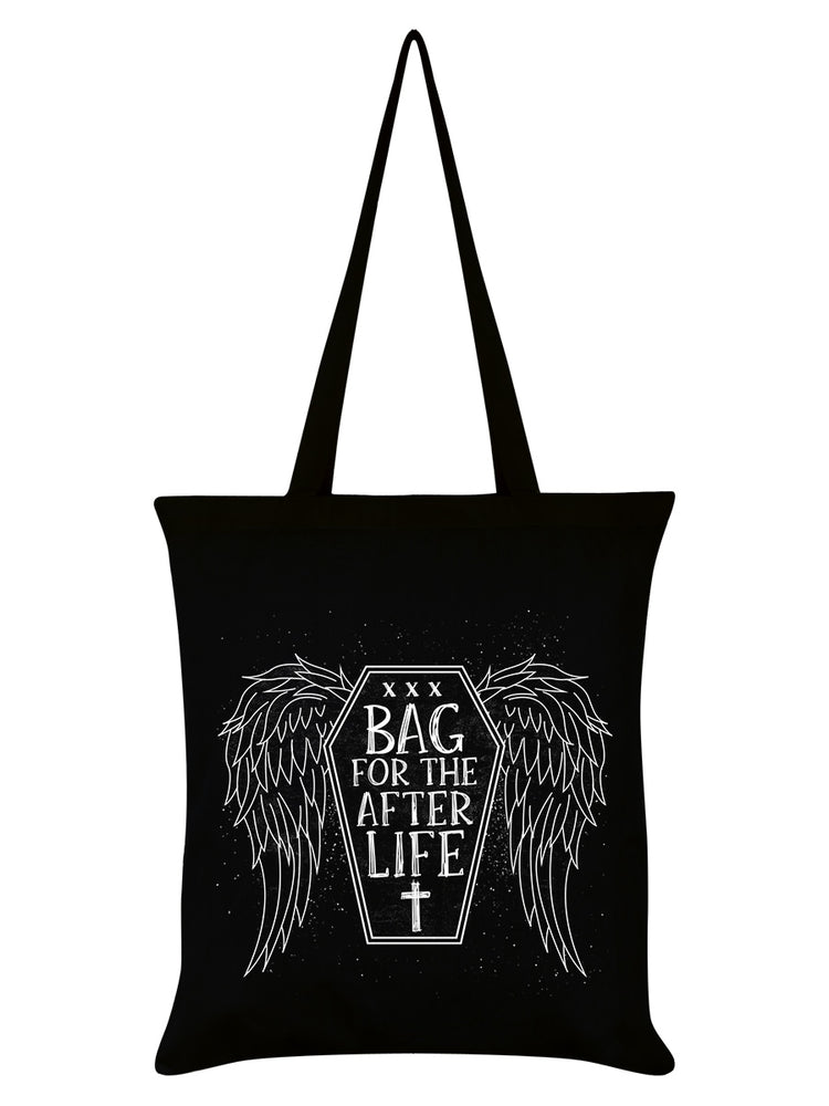 Bag For The Afterlife Black Tote