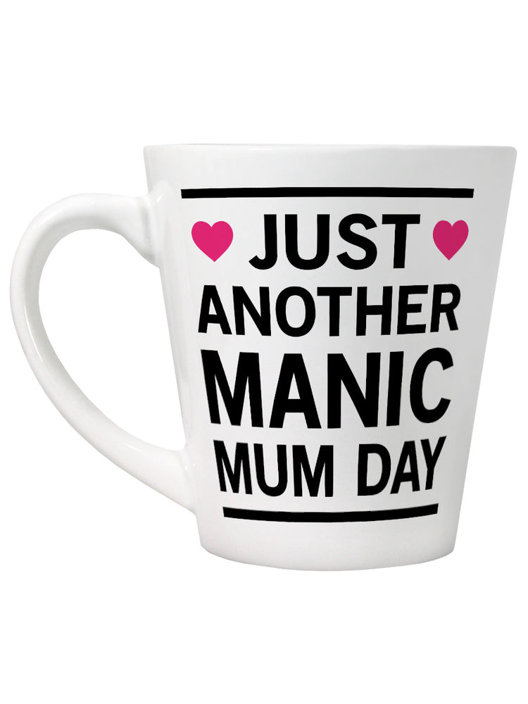 Just Another Manic Mum Day Latte Mug
